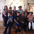 WESC Foundation workshop at Thelma Hulbert Gallery