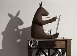 Mule Make Mule, Tim Lewis, 2012 Courtesy Flowers Gallery London & New York