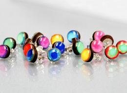 Ear-rings created by My Bear Hands