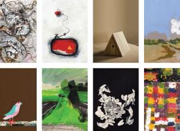 Evolver Prize - selection of covers