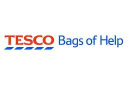 Tesco Bags of Help logo