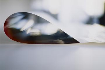 Wolfgang Tillmans, paper drop (London), 2008, © the artist. Purchased with the assistance of the Art Fund.