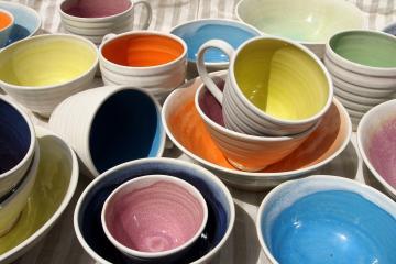 Jo Whiteley ceramics