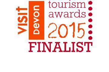 Devon Tourism Awards Finalist logo